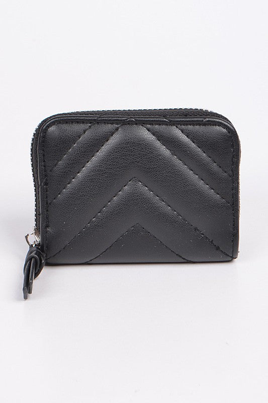 Bree Quilted Wallet