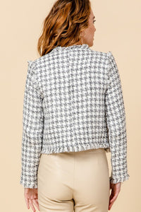 Margot Tweed Jacket