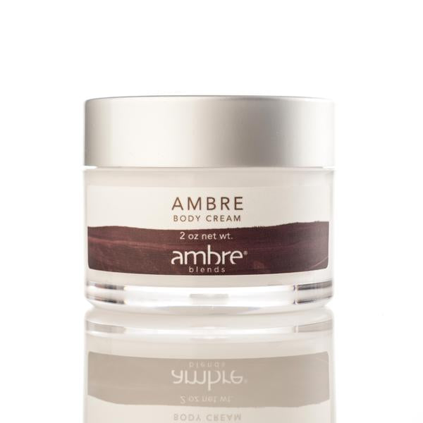 Ambre Body Cream 2oz