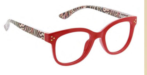 Jungle Fusion (Red)- Blue Light Peepers