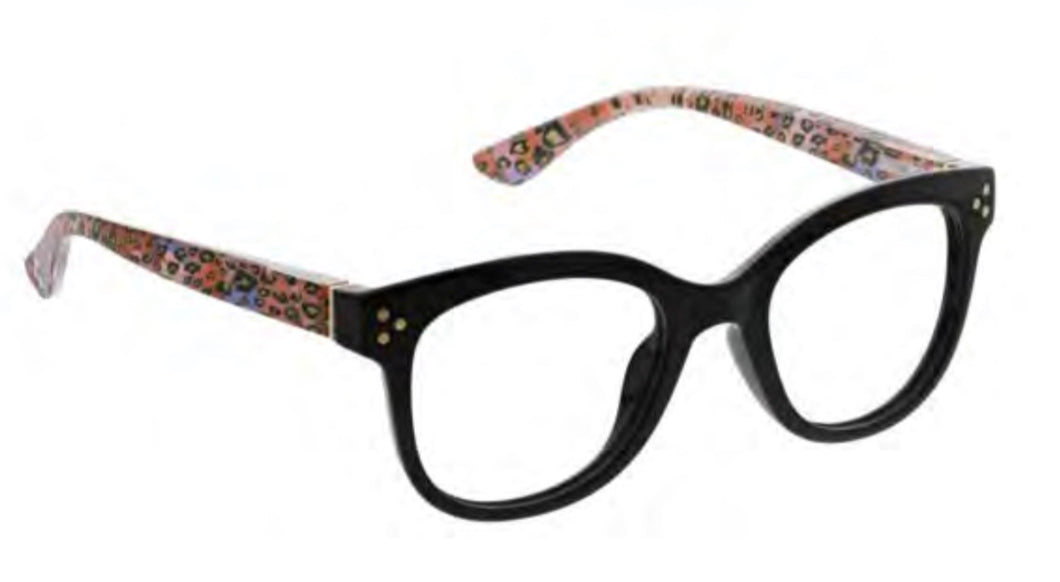 Jungle Fusion (Black)- Blue Light Peepers