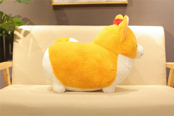 Kawaii Corgi Plush Stuffed Animal - 3 styles