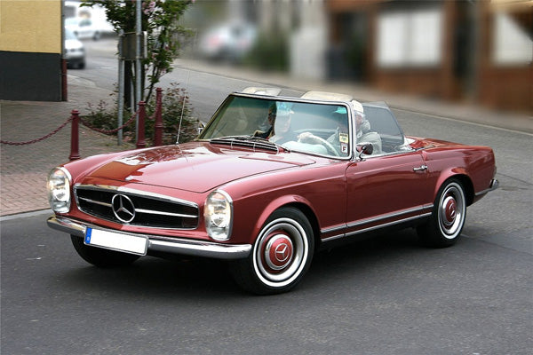 Cool Classic German Cars