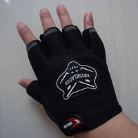 Sports Gym Fingerless Gloves for Men & Women Fitness Training