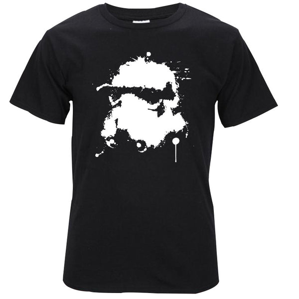 Star Wars Funny Darth Vader 100% Cotton Short Sleeve Men T-shirt