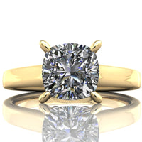 Alana - Cushion or Asscher Cut - I Forever Do