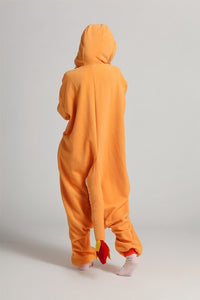 Pokemon Charmander Fire Dragon Onesie