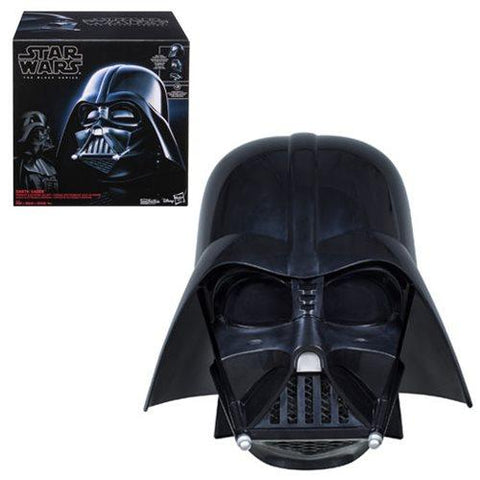 Star Wars - The Black Series - Darth Vader Premium Electronic Helmet - ShopModes