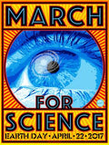 March for Science (Signed) - By Chuck Sperry - ShopModes