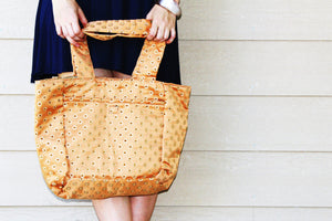 Rustic Shopping Bag