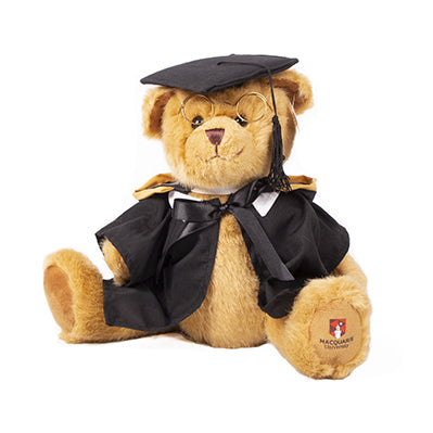 Logo Graduation Bear