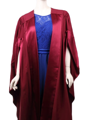 Graduation gown - PhD