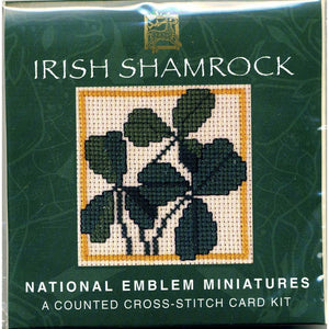 Celebrate Saint Patrick's Day - Cross Stitch and other Gift Ideas