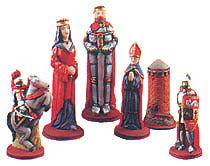Supercast Chess Molds Camelot Small