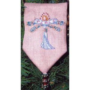 Peace Angel Christmas Cross Stitch Pattern Limited Edition