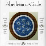Claddagh Cross Stitch Aberlemno Circle Pattern