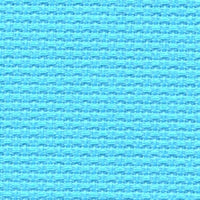 Aida Fabric 14 Count Alaskan Blue