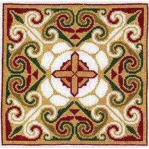 Countess Designs Celtic Medallion Cross Stitch Pattern