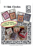 Ink Circles Celtic Beasties : Christmas or Knot Cross Stitch Pattern