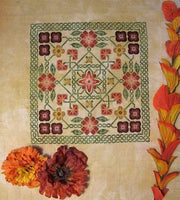 Northern Expressions Needlework Celtic Garden Cross Stitch Pattern