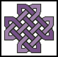 Artecy - Celtic Pattern 3 -  Cross Stitch Pattern