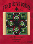 Frony Ritter Celtic Series Celtic Flower Knot Ornament Cross Stitch Pattern