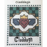 Claddagh Cross Stitch - Claddagh - Cross Stitch Kit