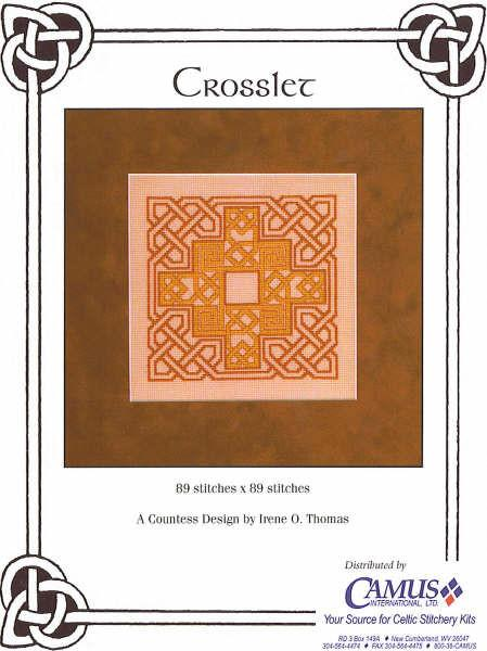 Crosslet - Cross Stitch Pattern