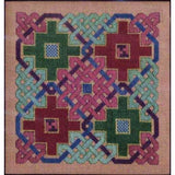 Durrow Cross - Cross Stitch Pattern