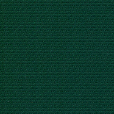 Aida Fabric 14 Count Forest Green