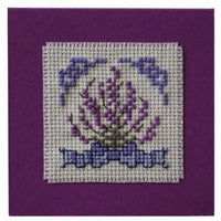 Textile Heritage Heather Keepsake Cross Stitch Kit