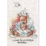 Newton's Law Must Somebody's Birthday Cross Stitch Kit