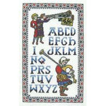 Arelate Studio Fanfare and Flourishes Cross Stitch Pattern