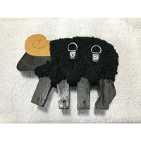 Black Ram Sheep Key Rack