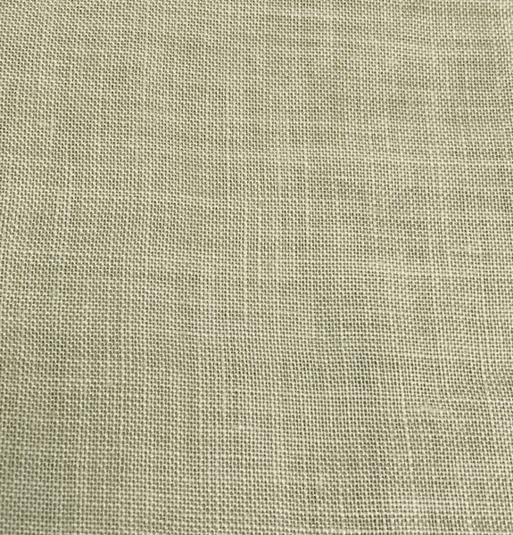 "Linen Fabric 28 Count Country French Chardonnay 18"" x 27"""