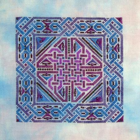 Northern Expressions Needlework Mini Celtic #1 Cross Stitch Pattern