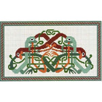 Celtic Beasts Cross Stitch Pattern