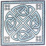 Celtic Circle Cross Stitch Pattern