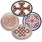 Celtic Design Collection Cross Stitch Patterns