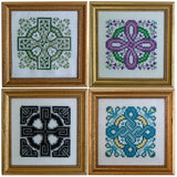Claddagh Cross Stitch Celtic Crosses Opus 1 Patterns