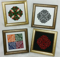 Claddagh Cross Stitch Celtic Crosses Opus 3 Pattern