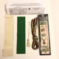 Textile Heritage Outlander Inspired TM Bookmark Cross Stitch Kit