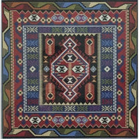 Landmark Tapestries & Charts Tapesta Arjesh Cross Stitch Pattern
