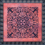 Ink Circles A Spirited Mandala Cross Stitch Pattern