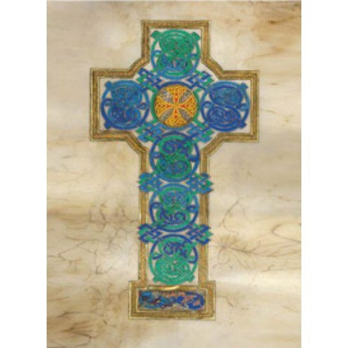 Celtic Card Company  - Celtic Cross  - Greeting Card