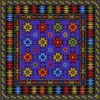 Landmark Tapestries & Charts Tapesta Khuba Cross Stitch Pattern