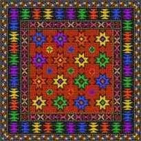 Landmark Tapestries & Charts Tapesta Khali Cross Stitch Pattern