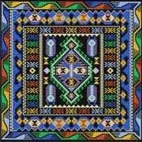 Landmark Tapestries & Charts Tapesta Sevan Cross Stitch Pattern