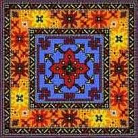 Landmark Tapestries & Charts Tapesta Shushi Cross Stitch Pattern