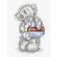 Tatty Teddy Chocolate Box Cross Stitch Kit TT13